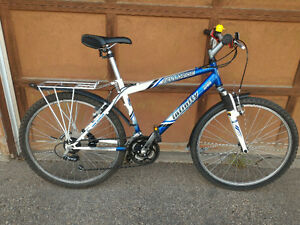 Two mountain bikes  for sell