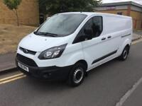 2016 Ford Transit Custom 2.2 TDCi 290 L2H1 Panel Van 5dr Manual Panel Van