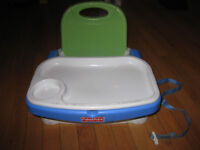 Petite chaise portable Fisher Price