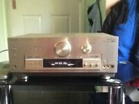 Unique from limited edition GOLD Amplifier Technics SA-DA10