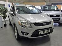 2010 59 Ford Kuga 2.0TDCi 4x4 Titanium,6 Speed
