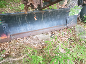 Plow Blade for snow gravel .3 point hitch
