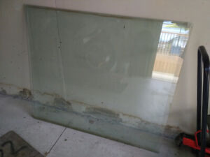 Tempered Deck Glass