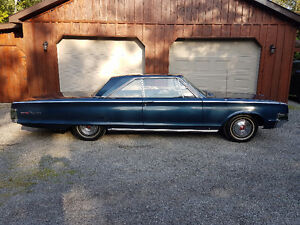 1965 Chrysler Newport UNRESTORED ALL ORIGINAL