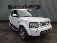 Land Rover Discovery 3.0 SDV6 HSE 7 SEAT 4WD AUTO (white) 2011