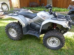 Grizzly 450 4x4