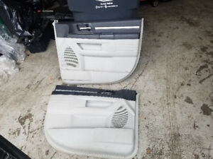 Dodge Grand Caravan door panels Cards 2008 2009 2010
