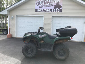 2013 YAMAHA 700 GRIZZLY ( WE FINANCE ) $50.00