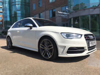 2013 audi s3 s-tronic auto automatic Hpi clear 53k full service warranty finance cheapest in U.K.