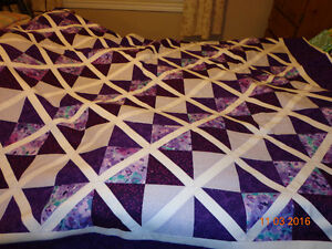 Quilts and all Creations by/par France