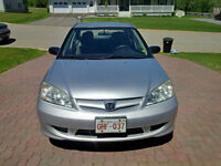 2005 Honda Civic Special Edition LOW KMS-ONLY 89KMS -AUTOMATIC
