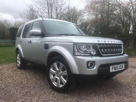 2015 Land Rover Discovery 4 faclift commercial with over 5000 factory spec ma...