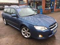 Subaru Legacy 2.0 auto RE 2007*** LPG*** FANTASTIC SERVICE HISTORY 76677 MILES