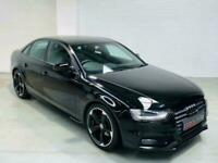 AUDI A4 S LINE BLACK EDITION 2.0 TDI B8 2012 FACELIFT 4 DOOR DIESEL MANUAL