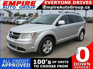 2013 DODGE JOURNEY SE * POWER GROUP * PREMIUM CLOTH SEATING * 7