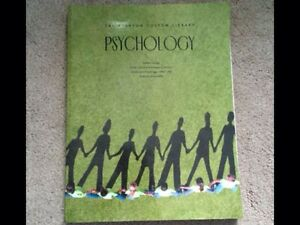 GNED1102 - INTRODUCTION TO PSYCHOLOGY