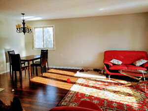 House for rent (upper level 2 bedroom + family room) Peterborough Peterborough Area image 3