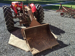 3 point hitch rear loader Kitchener / Waterloo Kitchener Area image 3