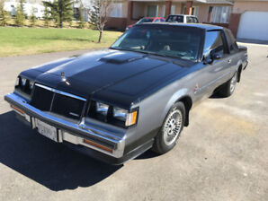 1984 Buick Regal T-Type WH1