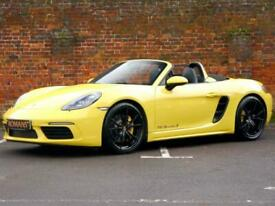 image for 2016 Porsche Boxster 2.5 S 2dr PDK - PCCB - SOLD - SIMILAR REQUIRED CONVERTIBLE