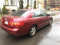 Honda Accord for sell Immediately