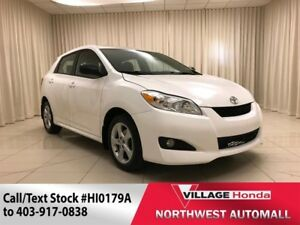 2012 Toyota Matrix Touring Value Pkg