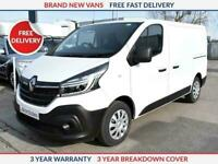 Renault Trafic Business SL28 2.0 DCI 120PS **NEW MODEL**