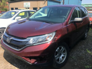 2015 Honda CRV LX AWD just in for sale at Pic N Save!