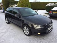 AUDI A3 2.0 TDI SE, 2010, 5 DOOR **FINANCE THIS CAR FROM AS LITTLE AS £35 PER WEEK**