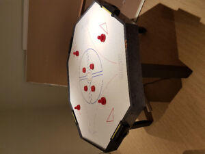 Air hockey table $40