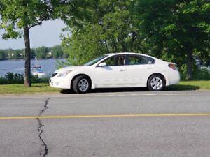 2012 Nissan Altima 2.5 SL,    79181 km