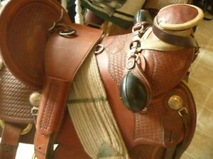Billy Cook Wade saddle for sale