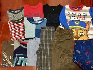 Size 4T set all for $12