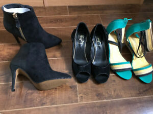 Various new shoes - never worn