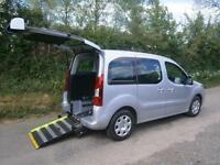2011 Peugeot Partner Tepee 1.6 e HDi 92 S 5dr AUTOMATIC WHEELCHAIR ACCESSIBLE...