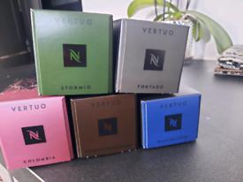 Nespresso Vertuo and Pods