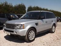 2008 Land Rover Range Rover Sport 2.7 TD V6 SE 5dr