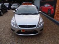 FORD FOCUS 1.8 STYLE, Silver, Manual, Petrol, 2009