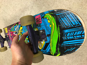 *SKATEBOARD - Barely Used - ZOO YORK SPECIAL EDITION*