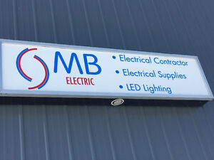 LED Bulbs, plugs, switches, dimmers, wire, conduit, accessories