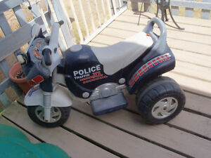 Police childs riding toy Belleville Belleville Area image 1