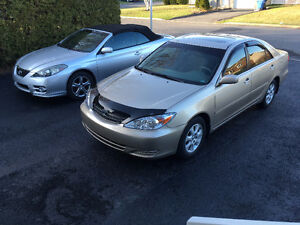 2004 Toyota Camry LE Berline