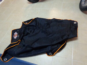 Harley travel roll blanket NEW- recycledgear.ca Kawartha Lakes Peterborough Area image 1