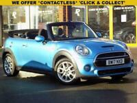 2017 17 MINI CONVERTIBLE 2.0 COOPER S 2DR