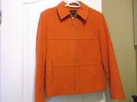 Burnt Orange Louben II Ladies Jacket