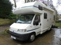 SWIFT GAZELLE, 6 BERTH, 4 SEAT BELTS, END LOUNGE, LOVELY CONDITION