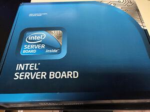 Intel server motherboard + E3-1220 + 16GB ram combo