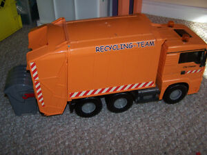 TOY GARBAGE TRUCKS