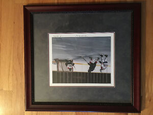 Framed print for sale