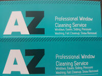 Looking for full time Assitant Manager for AZ WINDOW CLEANING